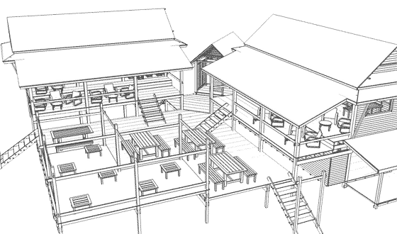 restaurant sketchcastaway koh lipe