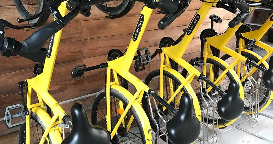 Bike or bicycle rental on Koh Lipe Thailand