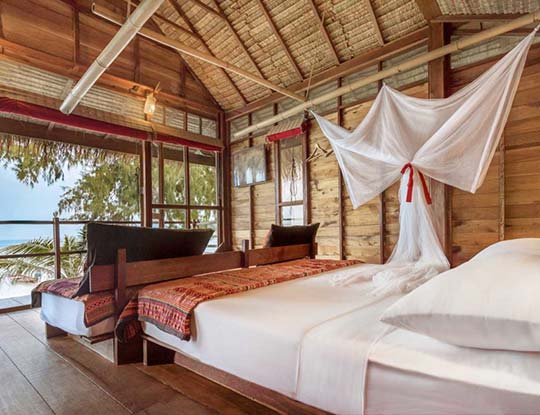 Accommodation on Koh Lipe