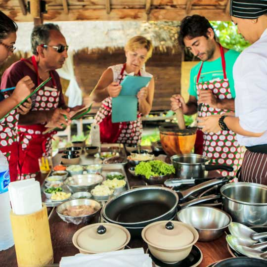 Cooking classes at Koh Lipe