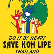 Do It BY HEART movement link to eco initiative on Koh Lipe